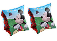 Bestway 91002-1, надувные нарукавники для плавания Микки Маус, фото 1
