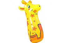 Bestway 52152-Giraffe, надувнная фигура-неваляшка. Жираф, фото 1