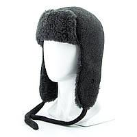 Мужская шапка ушанка Philipp Plein (реплика)