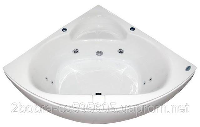 Гидромасажная Ванная Keramac 150*150 см., фото 2