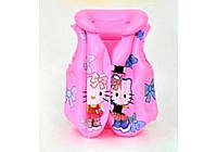 Star Toys F21540-hello-kitty, надувной жилет для плавания. Hello Kitty, фото 1