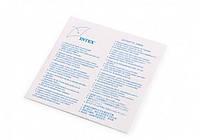 Intex 10204, ремкомплект, самоклеющиеся заплатки, 1шт.