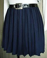 Детская юбка плиcсе