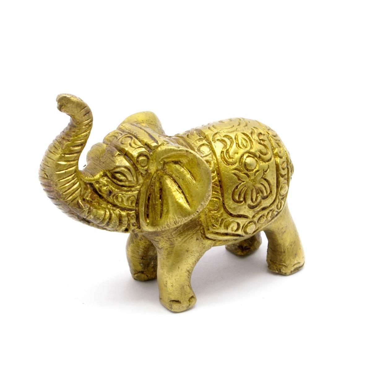 Статуетка з бронзи Слон