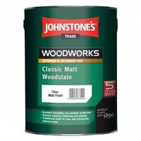 Антисептик Johnstones Classic Matt Woodstain (матовый) 0,75 л