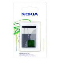 Аккумуляторная батарея Nokia BL-6C(оригинал). Аксессуары для мобильных телефонов.АКБ.