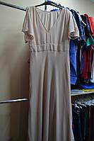Платье в пол Asos Размер евро 18 Батал