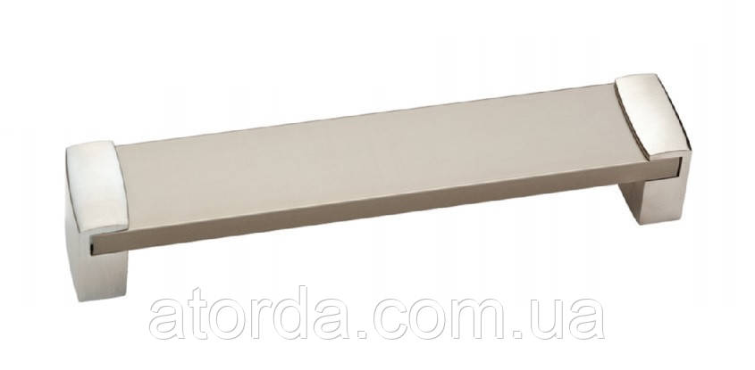 Ручка мебельная Ozkardesler 14.419-06/22 ALM VEGE BOY 416mm Хром-Сталь
