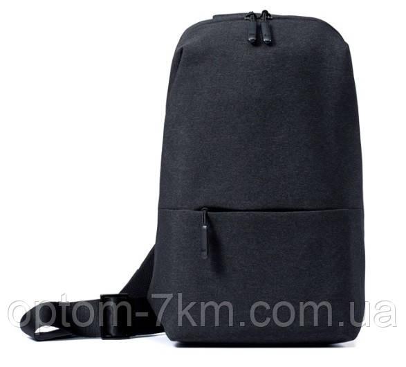 """Рюкзак XIAOMI bag 17"""" сірий, чорний 2507 VJ"""
