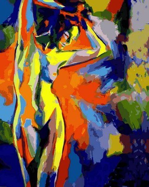 Раскраски по номерам 40×50 см. Путь Мечты Художник Helena Wierzbicki