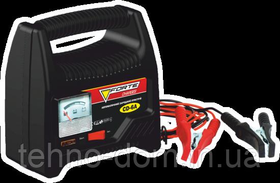 Автомобильное зарядное устройство Forte CD-6A