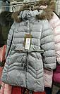 Куртка на девочку с ремешком, фото 9