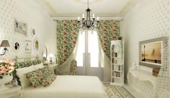 Купить шторы в стиле Прованс. Правильно выбрать и купить ткань для штор