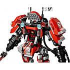 Конструктор Bela 10720 Ninjago Movie Ниндзяго (аналог Lego 70615) «Огненный робот Кая», 980 дет., фото 6