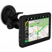 Автомобильный GPS навигатор GLOBEX GE-516(Navitel) Magnetic (GE516)