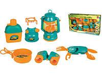 Туристический набор Camp Set (6 предметов)