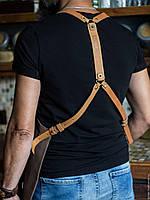 Кожаные ремешки на фартуки оптом