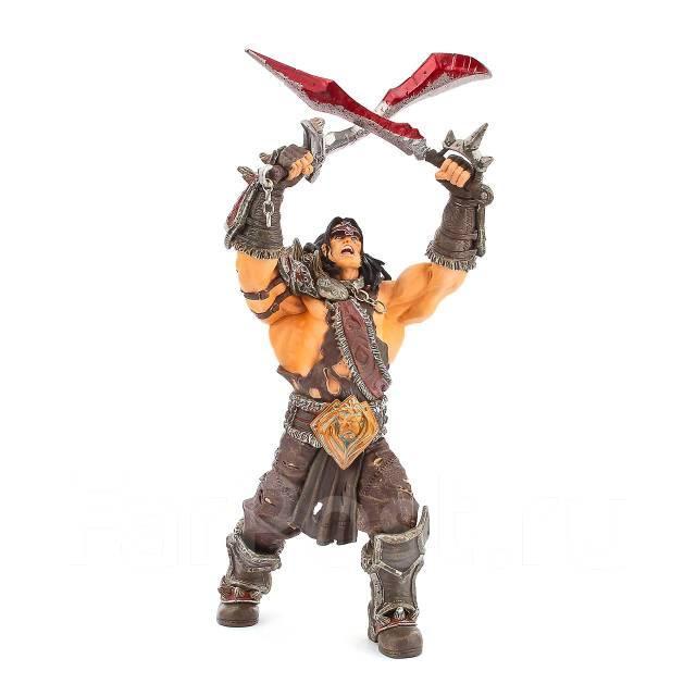 World of Warcraft Series 5 — Lo'gosh Alliance Hero  Герой Альянса Ло'гош
