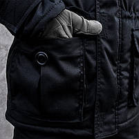 """Костюм зимний """"RAPTOR-2"""" (BLACK), фото 5"""