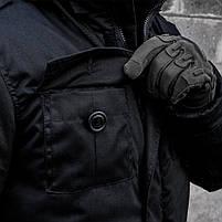 """Костюм зимний """"RAPTOR-2"""" (BLACK), фото 10"""