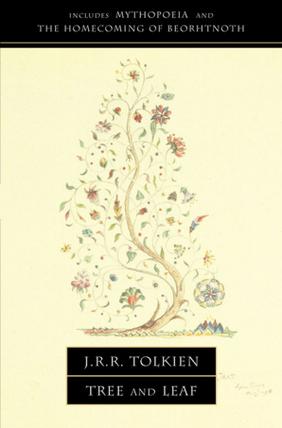 Книга Tree and Leaf (including Mythopoeia, The Homecoming of Beorhtnoth) , фото 2