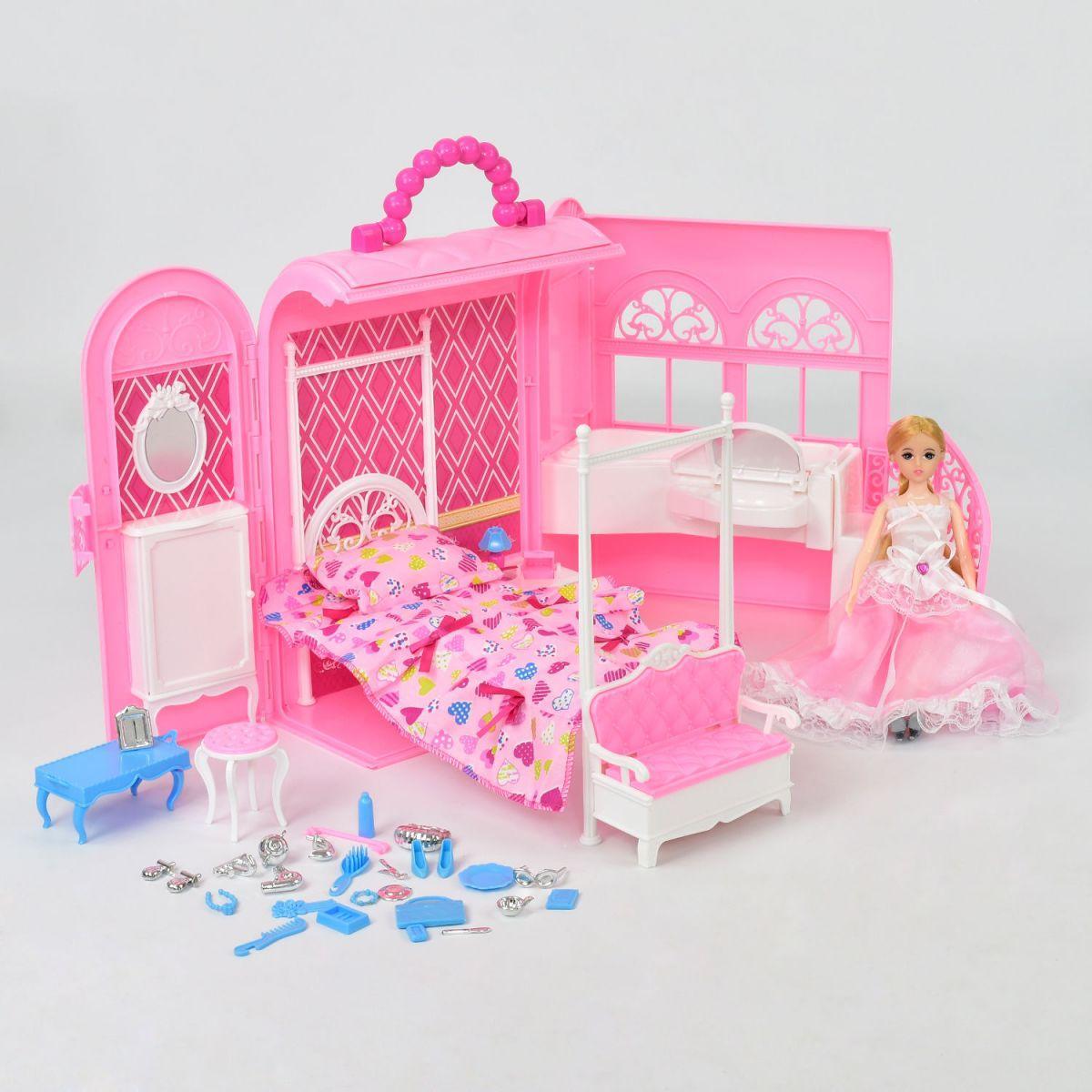 Домик для куклы Сумочка