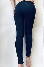 Классические женские лосины НА МЕХУ (норма) №79, фото 3