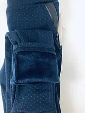 Классические женские лосины НА МЕХУ (норма) №79, фото 2