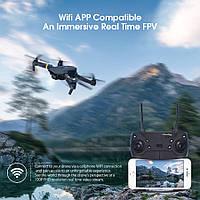 Eachine E58 WIFI FPV Wide Angle HD Cam Arm RC Drone RTF VS VISUO XS Квадрокоптер