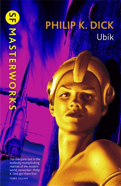 Книга Ubik