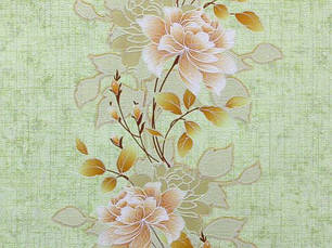 Обои на стену, цветы, крупный рисунок, акриловые, B76,4 Лейла 7048-04, 0.53*10м, фото 2