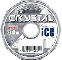 Леска Dragon Crystal Nano Ice 40 м 0.08 мм 1.1 кг
