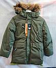 Куртка зимняя на мальчика, фото 6