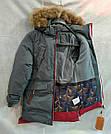 Куртка зимняя на мальчика, фото 7