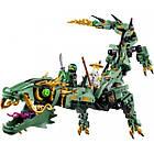 Конструктор Ниндзяго Bela 10718 Ninjago Movie Механический Дракон Зелёного Ниндзя 573 дет, фото 3