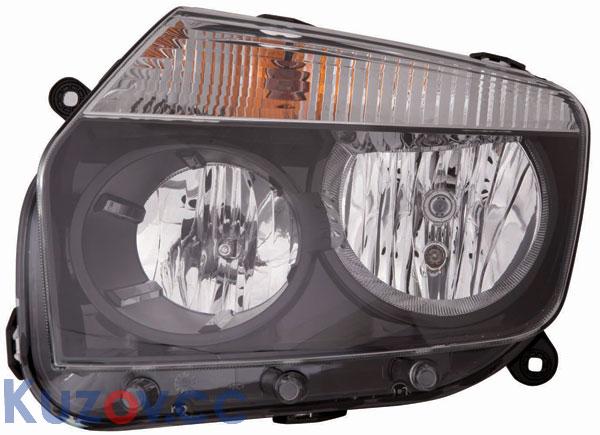 Фара правая Renault Duster 10- (TYC)