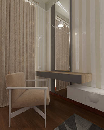Дамский стол и тв зона 058, фото 2