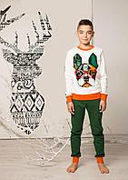 Пижама БУЛЬ для детская для мальчика, 122 р