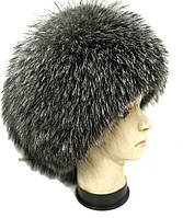 Женская меховая шапка из песца кубанка в Украине. Сравнить цены ... a90414edee71b