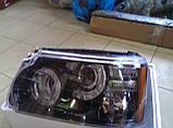 Передние фары на Range Rover Sport с 2009-2013 года, фото 4