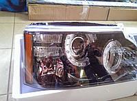 Передние фары на Range Rover Sport с 2005 года, фото 1
