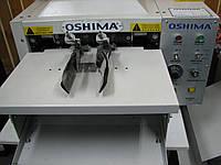 Дублирующий пресс для заутюживания карманов и формирования шлица рукава OSHIMA OP-301