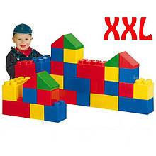 Конструктор  строительный XXL 36 шт Wader 37527