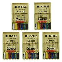 Dentsply H-Files,  25mm