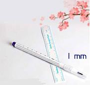 Маркер хирургический стерильный для разметки, Tondaus TM, толщина пера 1 мм
