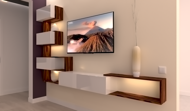 TV тумба Palisandr , фото 2