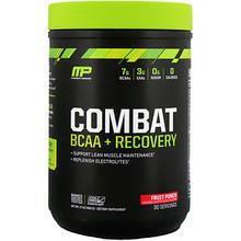 MusclePharm Combat BCAA + Recovery 30 порций.Аминокислоты,БЦАА.