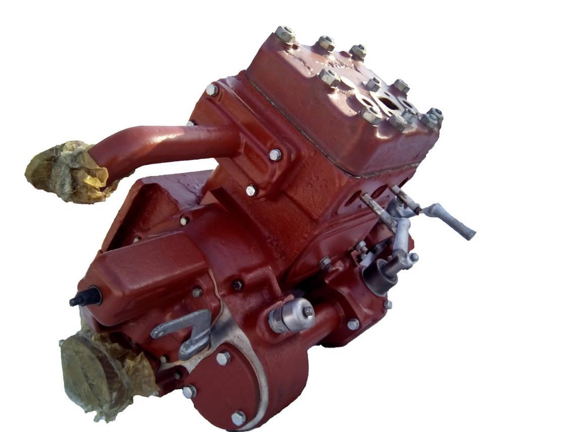 Пусковой двигатель ПД-23 (Т-170, Т-130)в сборе, фото 2
