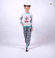 61a1745bec2e Серая теплая пижама оптом в категории пижамы детские в Украине ...