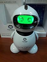 Умный робот YYD ROBO (YYD idol) многофункциональный обучающий робот друг для вашего ребёнка, фото 4